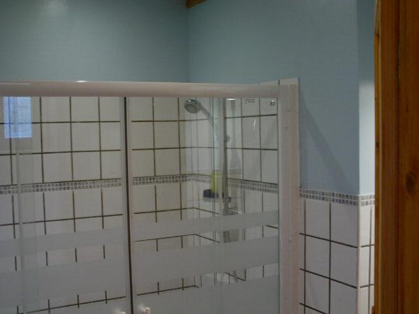 Douche chambre Montcineyre Salle de Bain