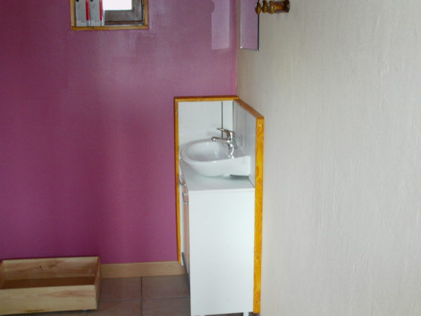 Chambre 2 places : la Bourdouze